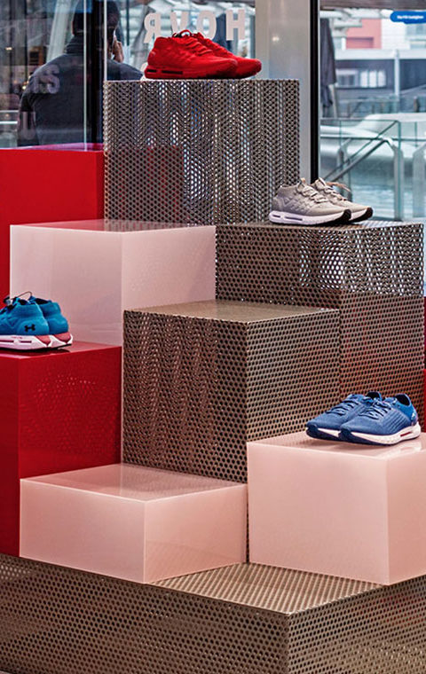 Show-Room Under Armour